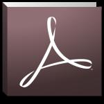 Adobe Distiller X Icon