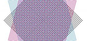 Open Centered Rosette Pattern