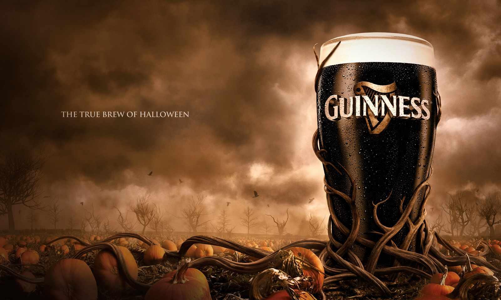 Guinness Halloween Ad