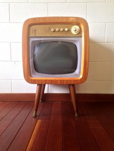 Old CRT Technology