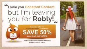 Robly Postcard