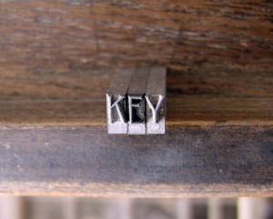 Wednesday Word of the Week: Key