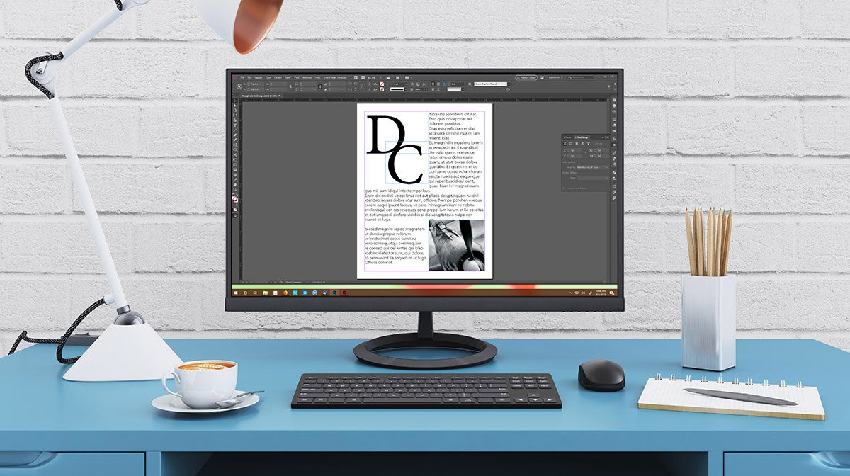 Setting Up Margins in Your Adobe Document