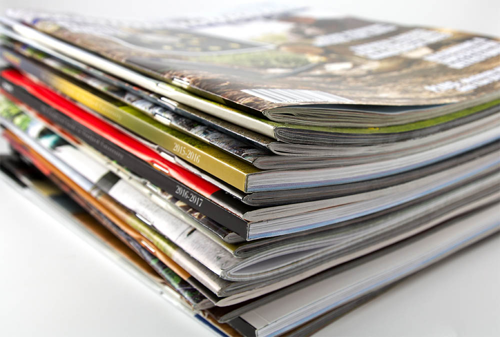 Three Best Ways to Print Magazines and Catalogs